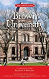 img - for Brown University (Campus Guides) by Rhinehart Raymond P. (2013-12-17) Paperback book / textbook / text book