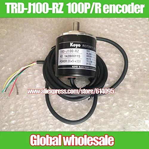 100P line Rotary Encoder Pulse Utini 1pcs Koyo Encoder TRD-J100-RZ