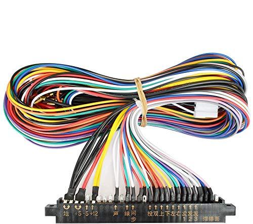 Arcade Game Machine Harness Wire Extender Wiring Harness for Jamma 28P