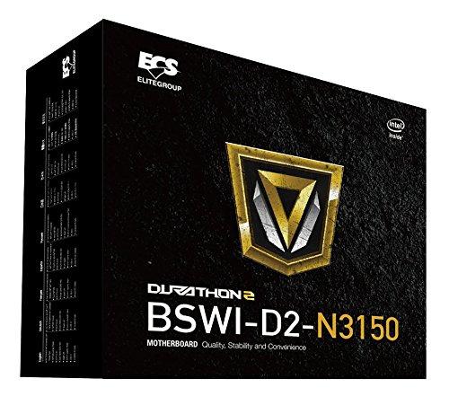 (ECS Elitegroup BSWI-D2-J3060 (1.0) Intel Motherboard Braswell)