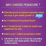 PediaSure Premium Chocolate 1Kg/35.2Oz - Case - for Kids 2 years to 10 years