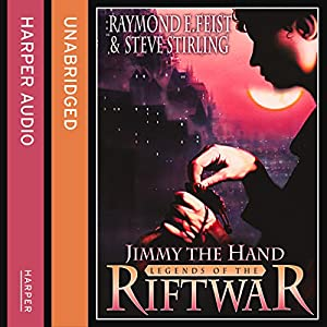 Jimmy the Hand Hörbuch