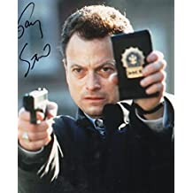 Gary Sinese Signed Ransom Movie 8x10