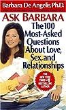 Ask Barbara, Barbara De Angelis, 0440224284