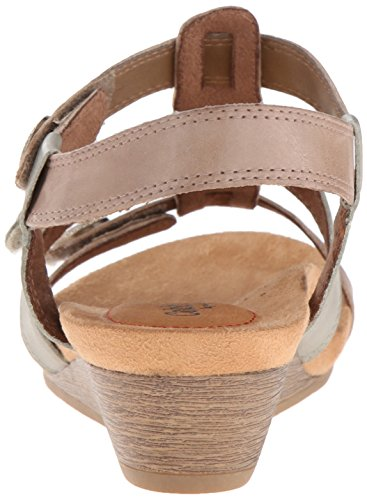 Rockport Harper Wedge Hill Khaki Sandal CH Cobb Women's HAt1xnq