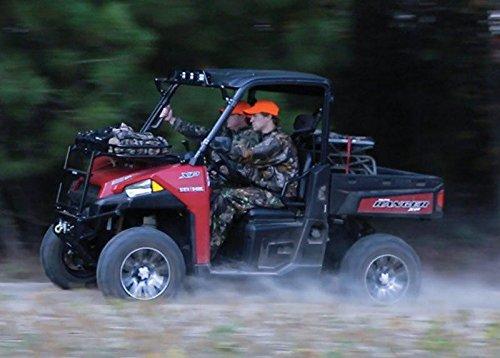 Polaris Ranger XP 900 2014 Full-Size Pro Fit-currect Hood Rack by Seizmik (Rack Ranger Polaris Hood)