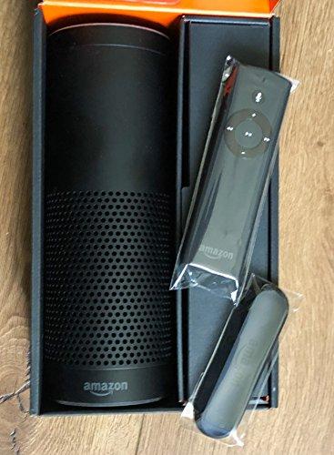 Amazon Echo Black (1st Generation) by Amazon Echo
