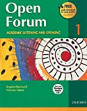 img - for Open Forum 1 Student Book: with Audio CD book / textbook / text book