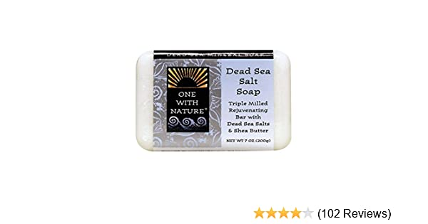 Amazon.com : Only Natural One with Nature Dead Sea Mineral Dead Sea ...