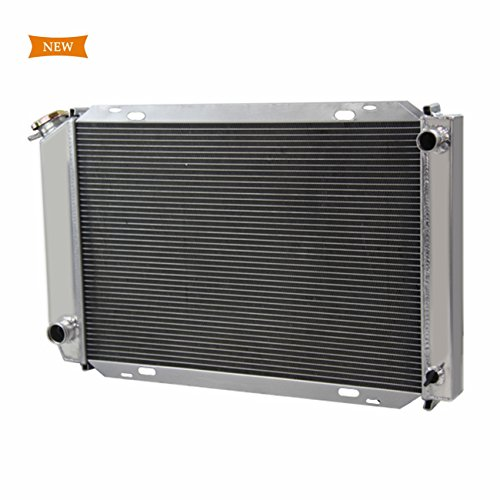 Primecooling 3 Row Aluminum Radiator for Ford Mustang GT/LX 5.0 V8 Manual 1979-1993