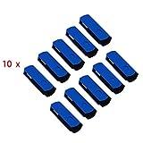 FEBNISCTE 100 Blue Bulk Pack 1GB Swivel USB 2.0 Memory Stick