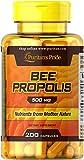 Puritan's Pride Bee Propolis 500 mg-200 Capsules