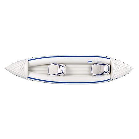 Amazon.com: Sea Eagle 370 Pro - Canoa hinchable para 3 ...