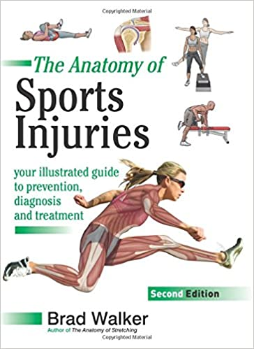 The Anatomy of Sports Injuries: Your Illustrated Guide to Prevention ...