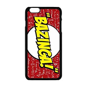 Bazinga game design Cell Phone Case for Iphone 6 Plus