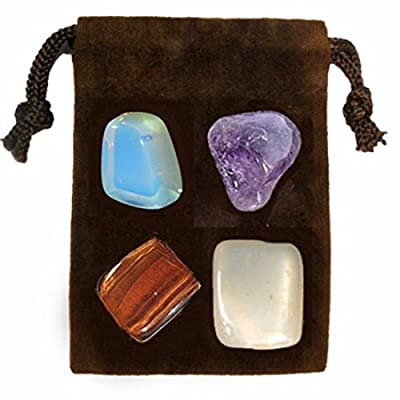 Gemstone ENERGY SET Crystal Healing - PSYCHIC POWER
