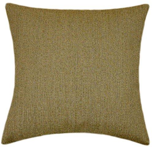 Sunbrella Pampas Linen Indoor/Outdoor Textured Pillow 20x20 ()