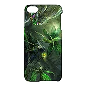 IPod Touch 6th Generation 3D Conservation Phone Case Good Ventilation Design Cover Back Snap on IPod Touch 6th Generation Authentic Cellphone Shell