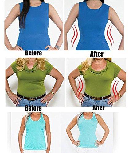 Giallo Shaper Elastico Body cintura clessidra per per Cintura Acexy schiena a addominale per Cintura vita corta cinture regolabile Cintura la Supporto FxxRBwaqW