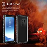 Vcloo Galaxy S9 Waterproof Case, Full Protection S9