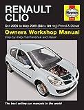 Renault Clio Petrol & Diesel 05-09