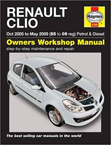 Renault Clio Petrol & Diesel 05-09: Amazon.es: Haynes Publishing: Libros en idiomas extranjeros