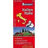 Italien (Michelin Nationalkarte)