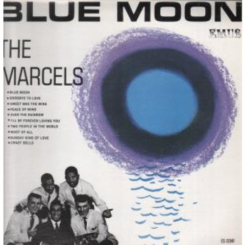 Price comparison product image BLUE MOON LP (VINYL ALBUM) US EMUS 1979