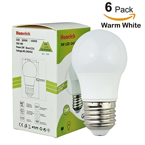 3 Watt Led Light Bulb - 4