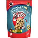 Benny Bullys 776310547152 Plus Whitefish Beef Liver Cat Treats, 25g, Entry