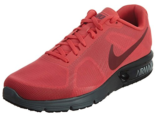 Nike Air Max Sequent Mens Shoes Size: 10.5 (10.5 D US) Red/Black