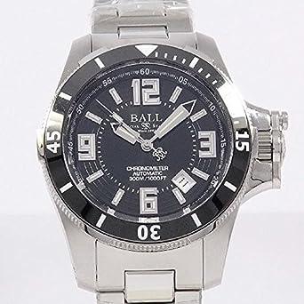 Ball Engineer Hydrocarbon Watch Ceramic Xv Black Dial 300m COSC ETA 2892 DM2136A-SC-
