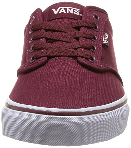 Vans - Atwood, Zapatillas Hombre Canvas/Windsor Wine/White