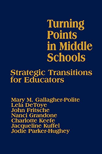 Turning Points in Middle Schools: Strategic Transitions for Educators (1-off Series)