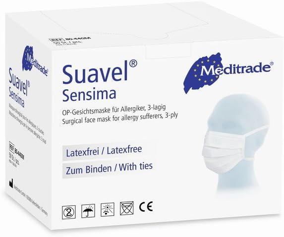 besportble 20pcs surgical masks