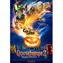 Goosebumps 2 Haunted Halloween Poster 11.5x17 Inch Promo Movie Poster