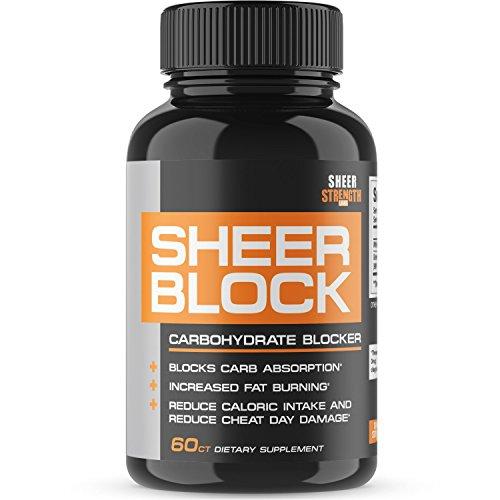 Sheer BLOCK Carb Blocker Pills product image