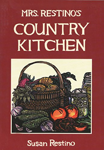 Mrs. Restino's Country Kitchen by Brand: Shelter Publications