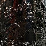 Turkish Cezve 20.3 Fl Oz 600 ml Leopard Copper