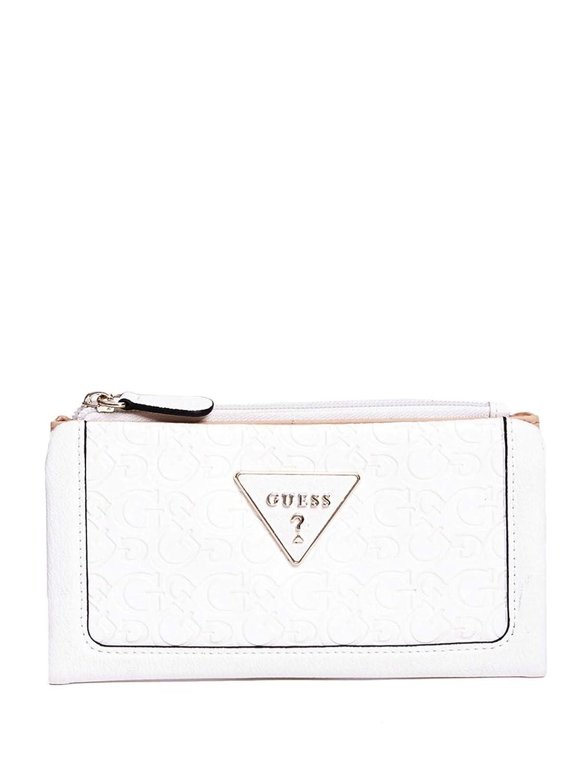 GUESS Factory Women's Braelynn Foldover Slim Wallet GuessFactory
