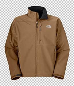 The North Face Men 'Apex' Bionic Jacket, Utility Brown, S by The North Face