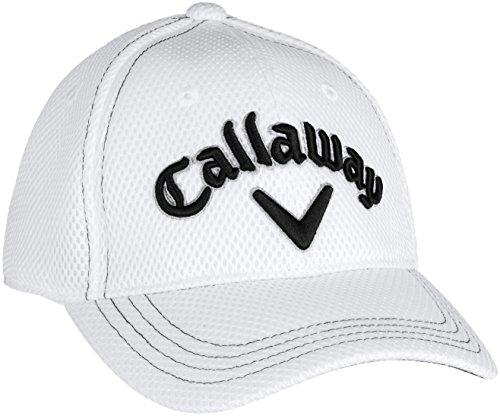 (キャロウェイ アパレル) Callaway Apparel [ メンズ] 定番 ロゴ入り メッシュキャップ (サイズ調整) / 247-8984605 / 帽子 ゴルフ