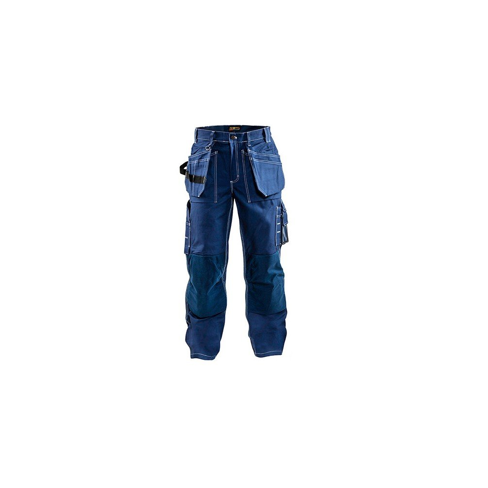 153013708800D104 Trousers Size 38//30 Metric Size D104 In Navy Blue