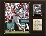 C&I Collectables MLB Ryan Howard Philadelphia Phillies Player Plaque