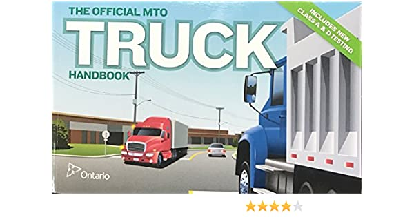 Official Mto Drivers Handbook Pdf