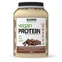 Kaizen Naturals Vegan Protein Chocolate, 1.85-Pound