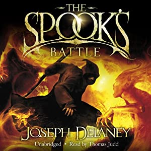 The Spook's Battle Audiobook