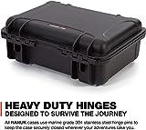 Nanuk 925-1001 Waterproof Hard Case with Foam