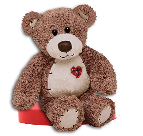 "First & Main 7"" Brown Tender Teddy Bear"