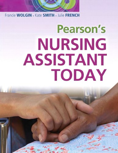 Pearson's Nursing Assistant Today by Brand: Prentice Hall